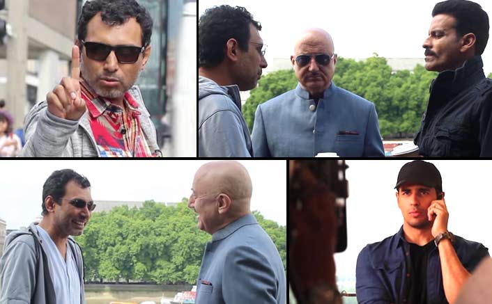 Here's what the cast of Aiyaary has to say about Neeraj Pandey