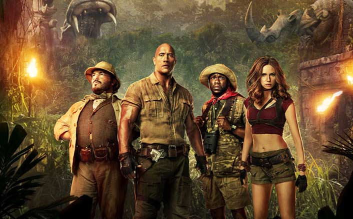 Jumanji: Welcome To The Jungle Is On A Steady Run At The Box Office