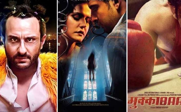 Box Office - 1921 is the only bright spot, Mukkabaaz and Kaalakaandi slightly don't really fly