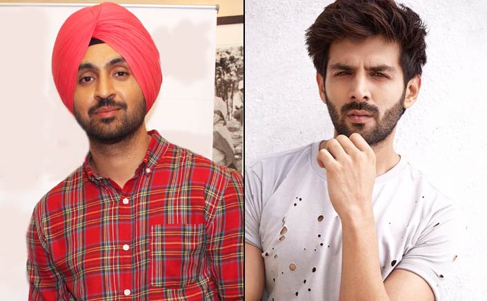 Kartik Aaryan & Diljit Dosanjh To Share Screen Space?