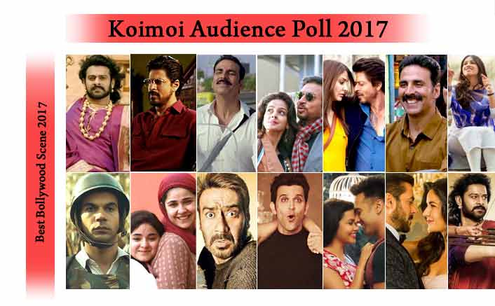 Koimoi's Audience Poll: Vote For Your Best Movie Scene Of 2017