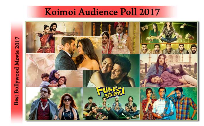 Koimoi's Audience Poll: Vote For Your Favourite Film Of 2017