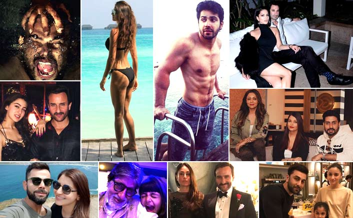 Koimoi's Daily Dose With Chai: Varun Dhawan's Chiseled Body, Disha Patani's Hot Avatar & Much More!