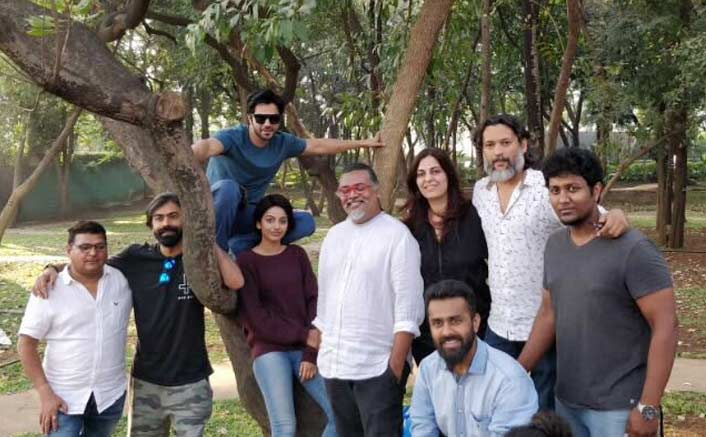 Varun Dhawan and Banita Sandhu, the lead pair of Shoojit Sircar's October