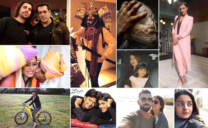 Koimoi's Daily Dose With Chai: Virushka's extended honeymoon to Alia Bhatt's no makeup look,we have got it all for you