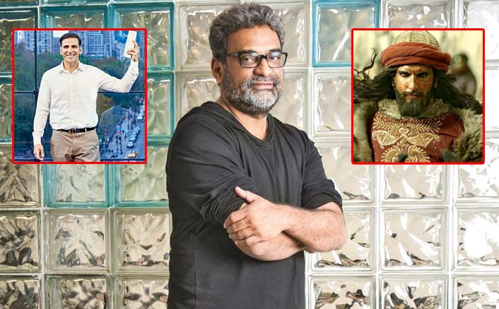 Moving 'Pad Man' for 'Padmaavat' was least we could do: Balki