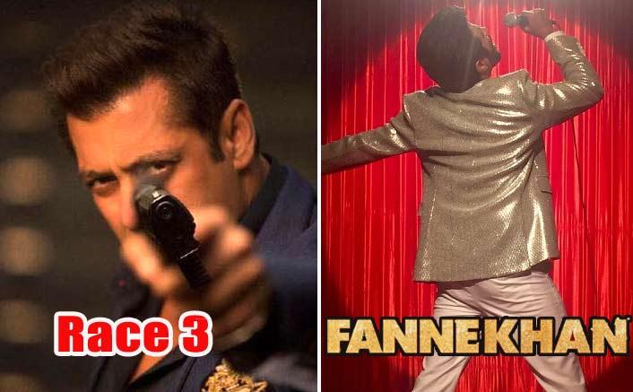 Race 3 - Fanney Khan