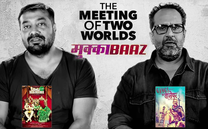 Mukkabaaz Video: Meet Anurag Kashyap & Aanand L Rai, What Happens When Two Extreme Points Intersect