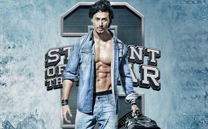NEW POSTER! Looks Like Tiger Shroff Is Going To Blow Us Away With His Hotness In SOTY 2