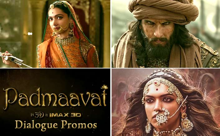 Padmaavat Dialogue Promos Of Ranveer Singh & Deepika Padukone Will Make You Scream Of Excitement