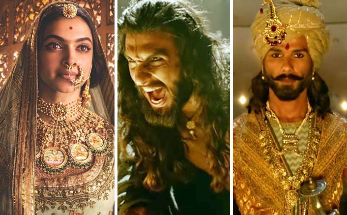 Padmaavat Movie Review: