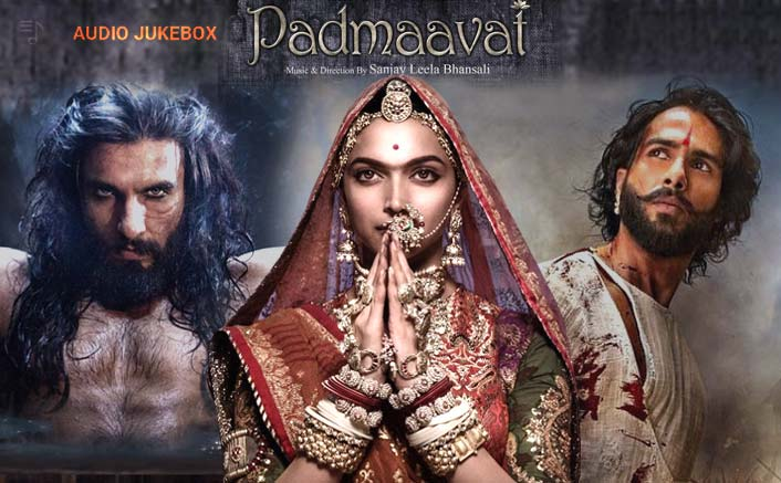 Padmaavat Music Review