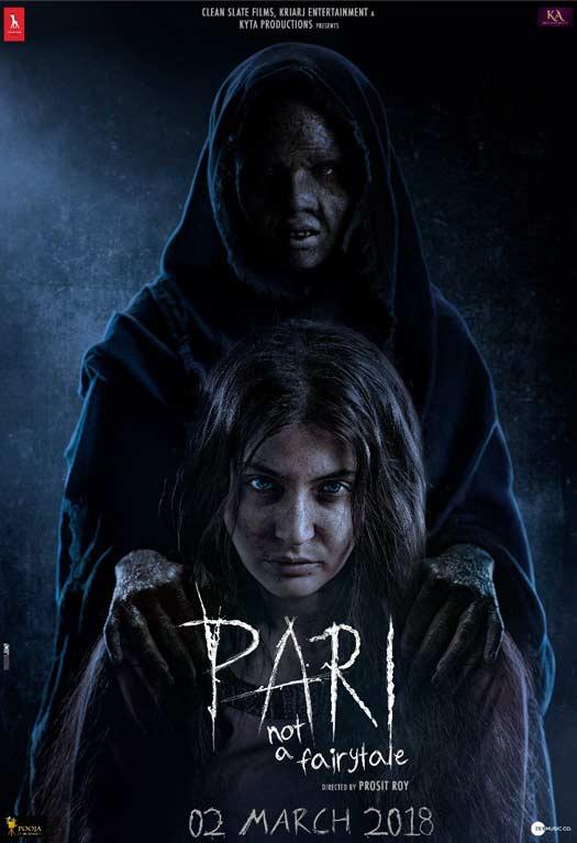 Pari New Poster