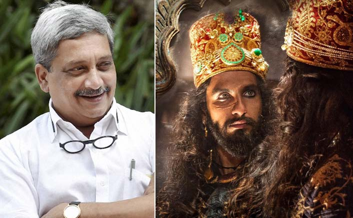 Parrikar gives green signal to 'Padmavat' release in Goa