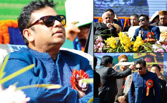 A.R. Rahman honoured to be face of Sikkim