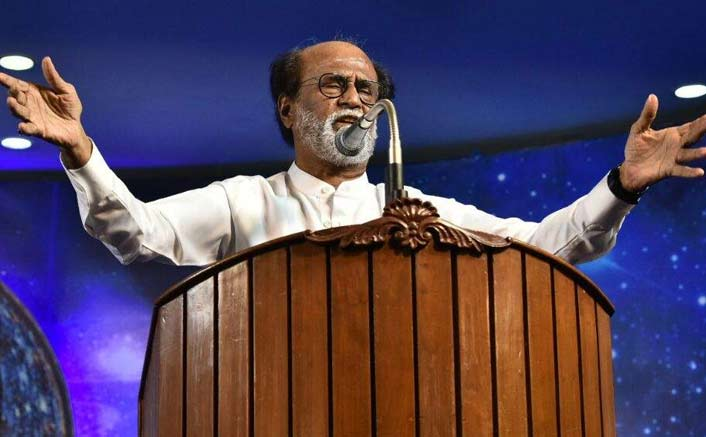 Rajinikanth takes the plunge, to pursue 'spiritual politics'