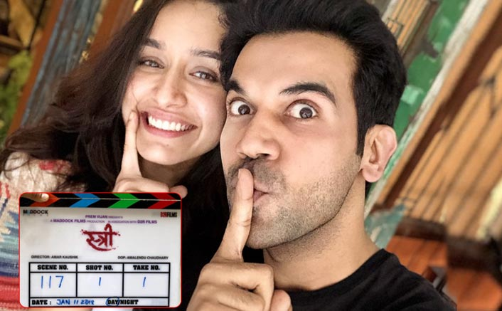 Rajkummar Rao & Shraddha Kapoor's Upcoming Horror Comedy