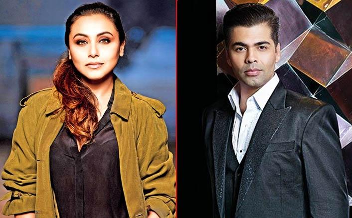 Rani Mukerji Walked Out Of Karan Johar's Show? Here's Why