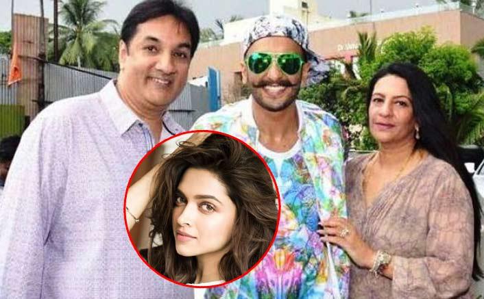 This Is What Ranveer Singh's Parents Gifted Deepika Padukone For Her Birthday