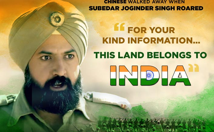 "Republic Day gift – ""For Your kind information, this land belongs to India"", this dialogue from upcoming war film Subedar Joginder Singh a rage on Social Media"