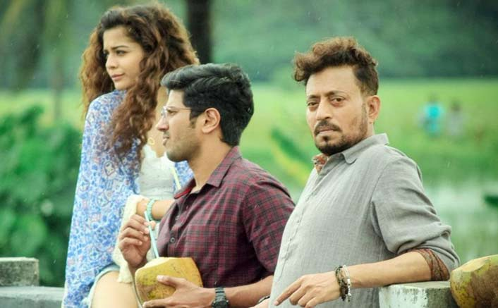 Irrfan Khan, Dulquer Salmaan and Mithila Palkar are all set to rap for a Malayalam song in Karwaan
