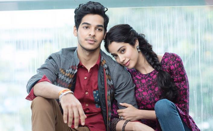 Janhvi Kapoor-Ishaan Khatter