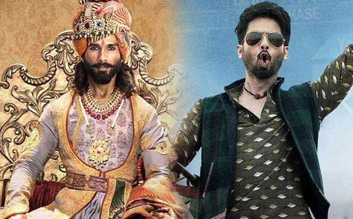 Shahid Kapoor's Highest Grossing Film