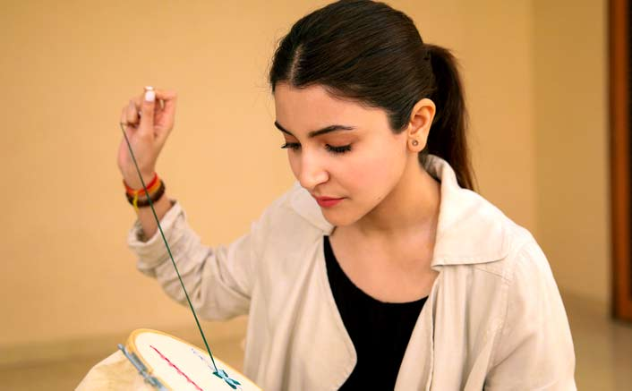 Sui Dhaaga time for Anushka Sharma!