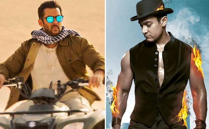 Tiger Zinda Hai Inches Closer To Cross Dhoom 3's Collections At The Worldwide Box Office