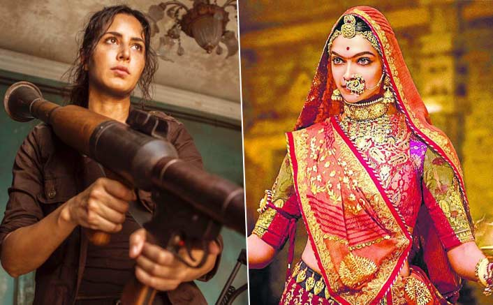 Tiger Zinda Hai's Collection Comes To A Standstill After The Release Of Padmaavat