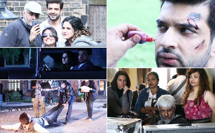 This Video Gives You A Bite Into The Making Of Vikram Bhatt's 1921
