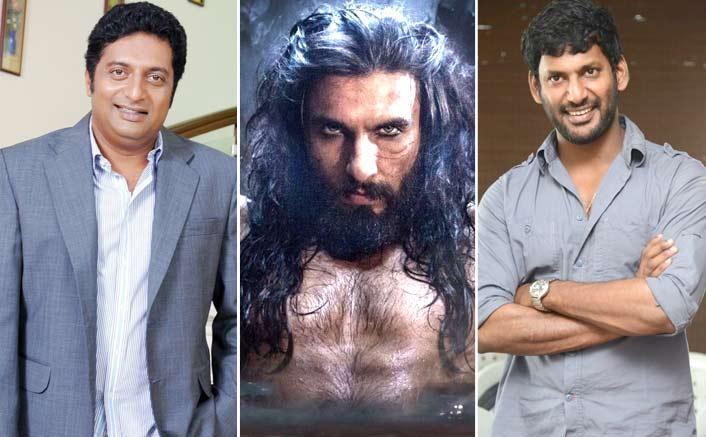 Vishal, Prakash Raj hail SC order on 'Padmaavat'