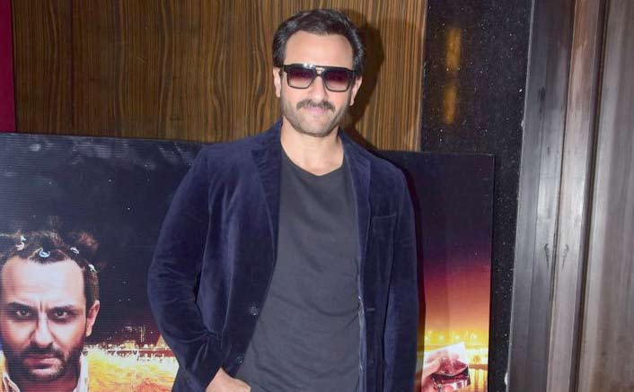 Will be a better actor in English: Saif