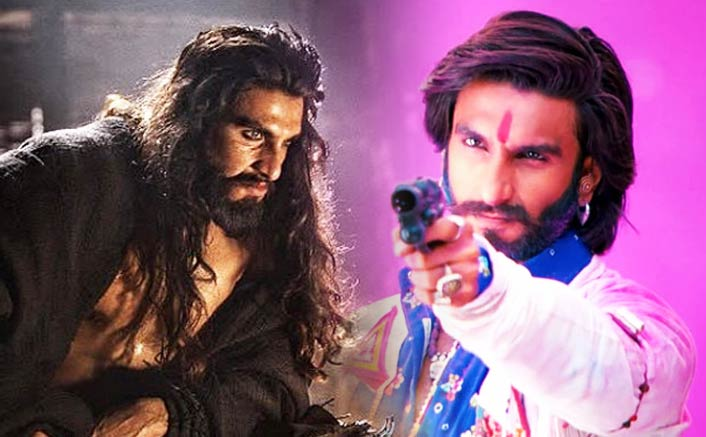 Ranveer Singh's Highest Weekend Opener: Padmaavat Takes The First Position