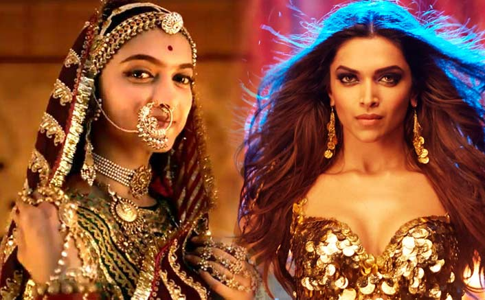 Padmaavat Tops The Chart In Deepika Padukone's Highest 1st Weekend Earner!