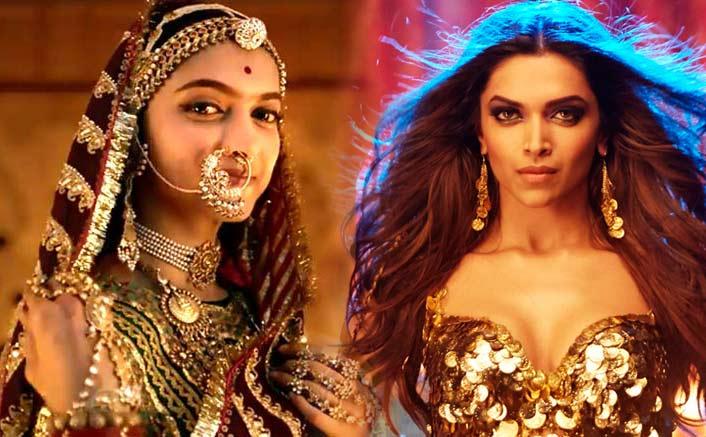 Padmaavat Tops The Chart In Deepika Padukone's Highest 1st Weekend Earner!