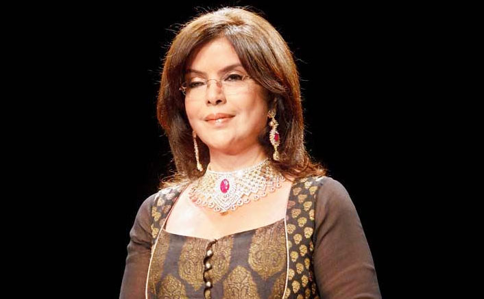 Zeenat Aman Files A Complaint Against A Businessman In Mumbai
