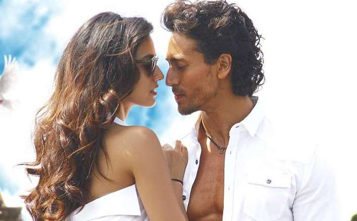 ​Tiger Shroff and Disha Patani recently launched the trailer