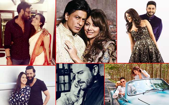 6 Bollywood Couples that Make us Believe in Fairytales