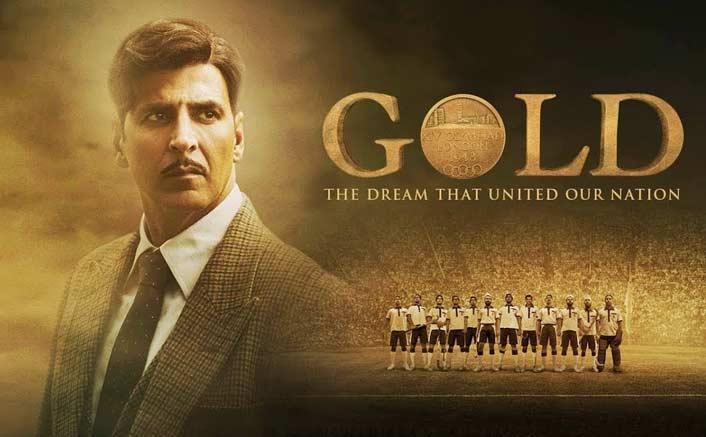 Akshay Kumar look in Gold