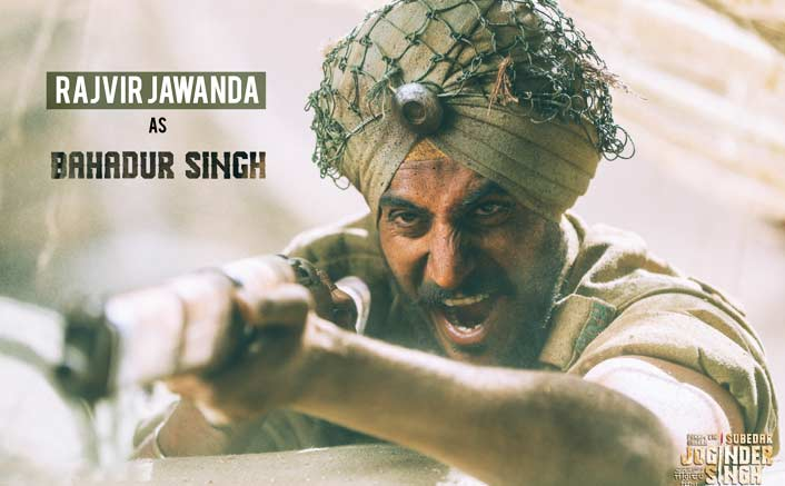 Rajvir Jawanda as 'Bahadur Singh' in upcoming film 'Subedar Joginder Singh'will set the acting benchmark high!
