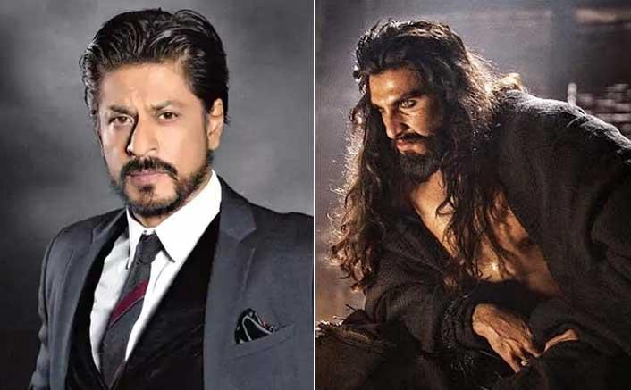 Ranveer is now Khilji for me: SRK