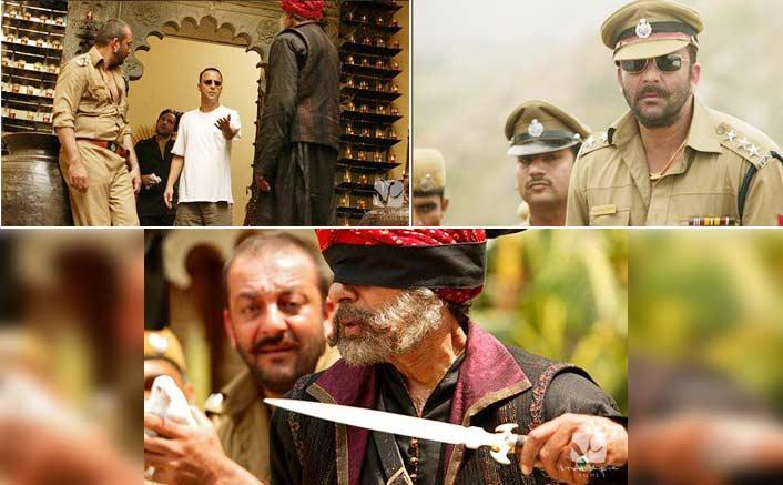 Working with Amitabh Bachchan is always a treat: Sanjay Dutt