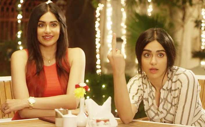 Adah Sharma to play double role in 'Soulmate'
