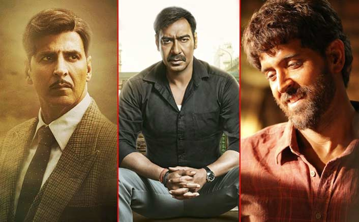 Akshay Kumar In Gold, Ajay Devgn In Raid Or Hrithik Roshan In Super 30: Who Is Looking The Best? VOTE NOW!