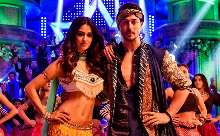 It's Bhangra time for Tiger Shroff and Disha Patani