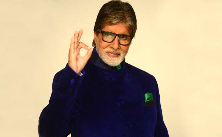 Big B to start filming for 'Jhund'
