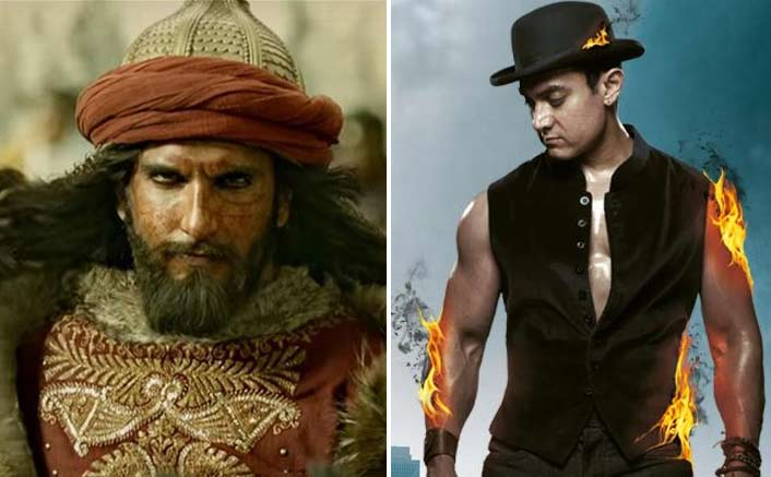 Box Office - Padmaavat inches closer to Dhoom: 3 lifetime