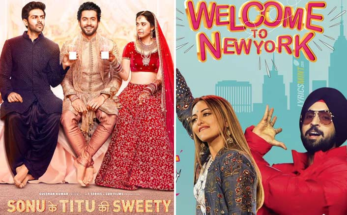 Box Office Predictions- Sonu Ke Titu Ki Sweety and Welcome To New York