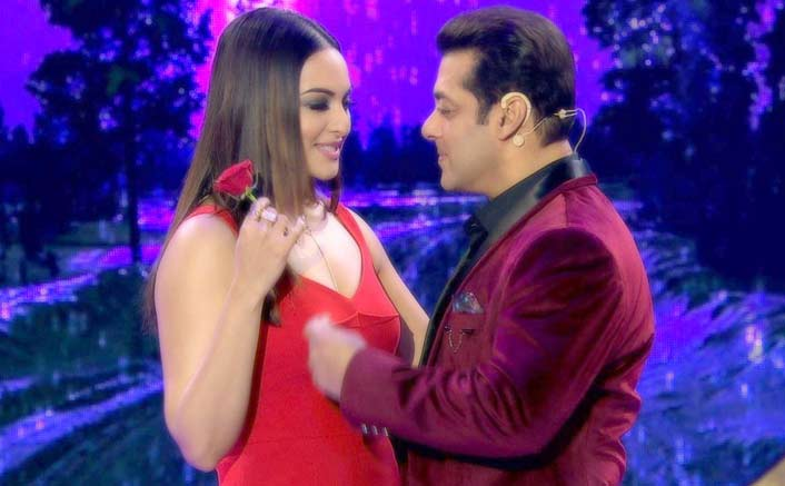 Was exciting to reunite with Salman: Sonakshi